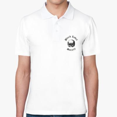 Рубашка поло Black label society