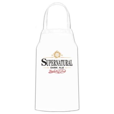 Фартук Supernatural - Темный эль