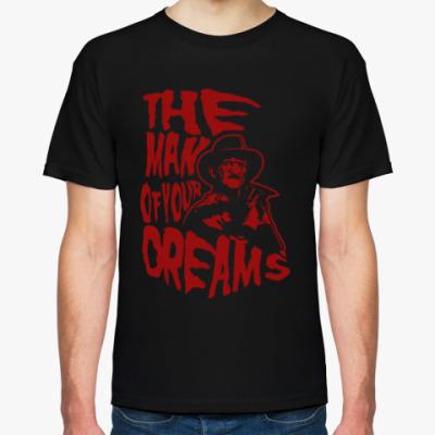 Футболка Мужчина мечты