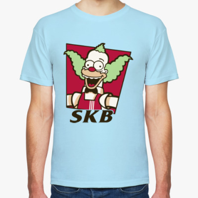 Футболка Krusty Burger