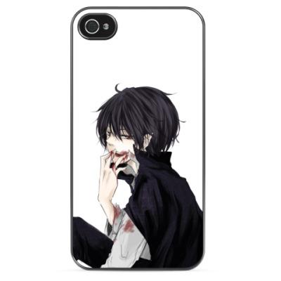 Чехол для iPhone Вампир