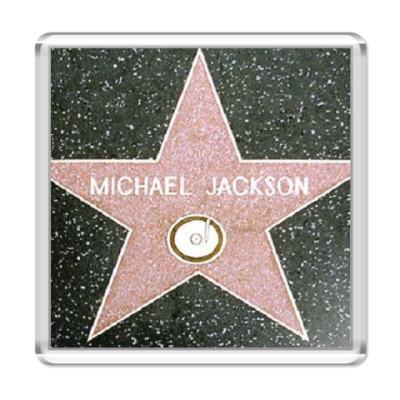 Магнит  Джексон Звезда славы