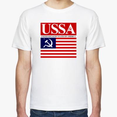 Футболка USSA