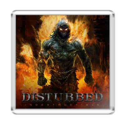 Магнит Disturbed