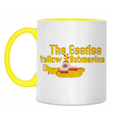 Кружка Кружка Yellow Submarine