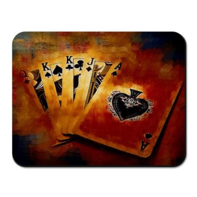 Коврик для мыши Poker