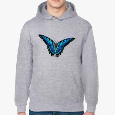 Толстовка худи Бабочка
