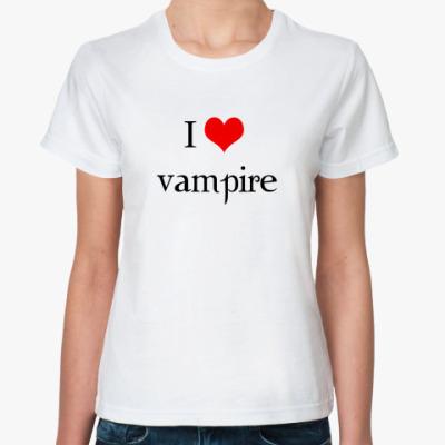 Классическая футболка Vampire
