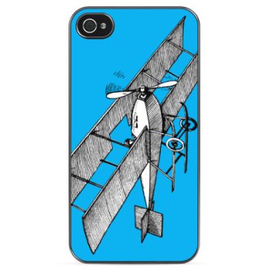 Чехол для iPhone 'Самолет'