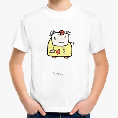 Детская футболка Дима