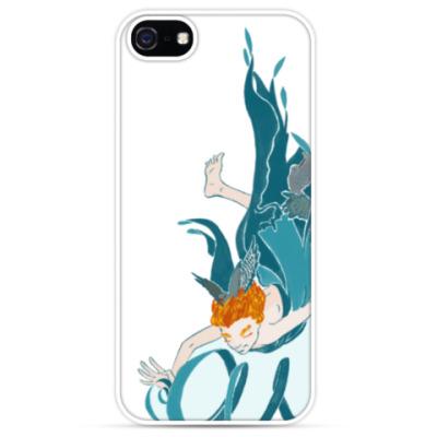 Чехол для iPhone Ведьма воздуха