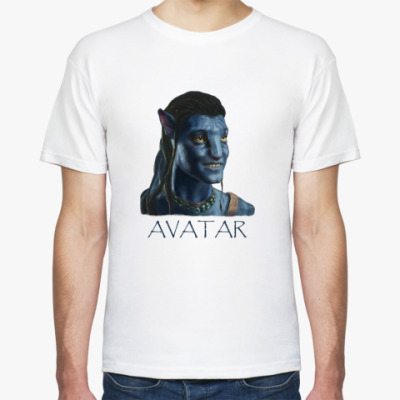 Футболка  Avatar