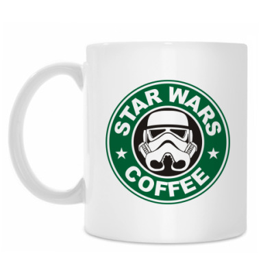 Кружка starwarscoffee