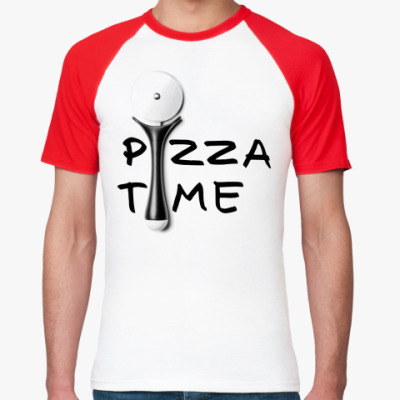Футболка реглан Pizza Time