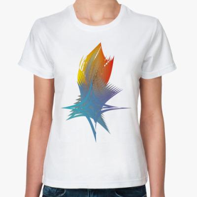 Классическая футболка Рождение Звезды