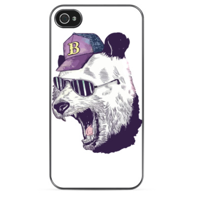 Чехол для iPhone This is Panda!