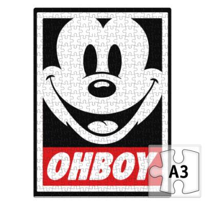 Пазл OHBOY