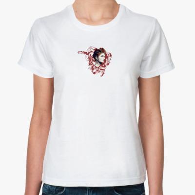 Классическая футболка  Edward Сullen