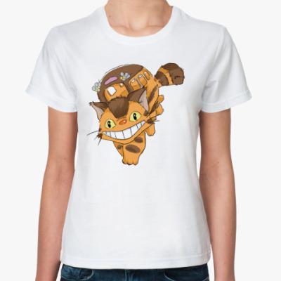 Классическая футболка Котобус