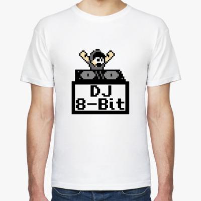Футболка DJ 8 bit