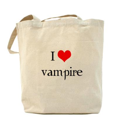 Сумка I Love vampire