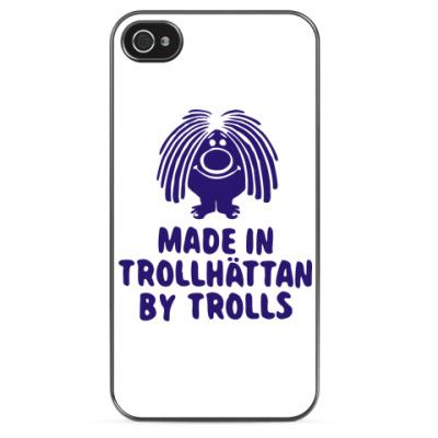 Чехол для iPhone SAAB Trolls