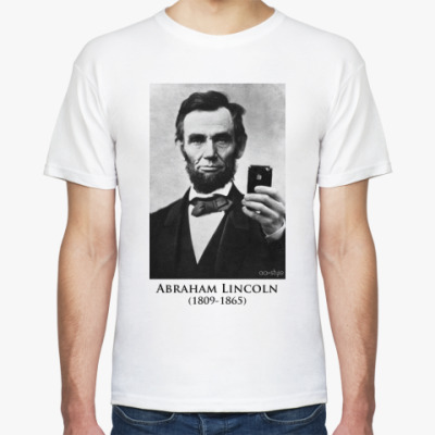 Футболка Abraham Lincoln