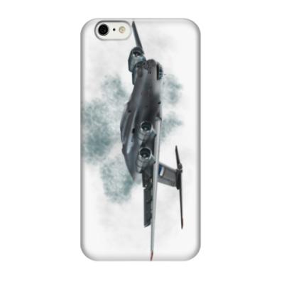 Чехол для iPhone 6/6s Транспортник Ил-76