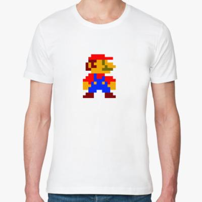 Футболка из органик-хлопка Марио