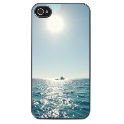 Чехол для iPhone Солнце