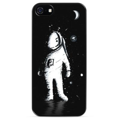 Чехол для iPhone Little astronaut