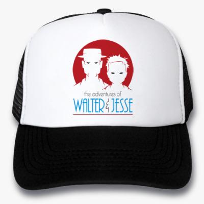 Кепка-тракер Уолтер и Джесси