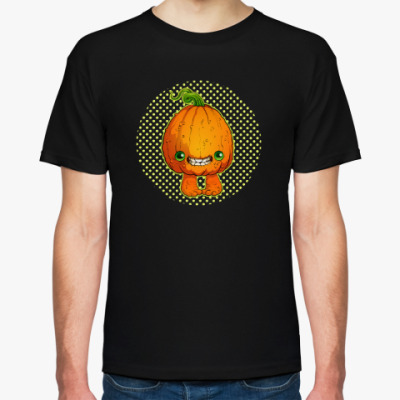 Футболка Mr. Pumpkin / Мистер Тыква