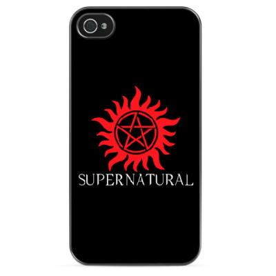 Чехол для iPhone Supernatural