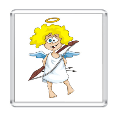 Магнит Ангел