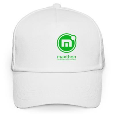 Кепка бейсболка Maxthon-бейсболка!