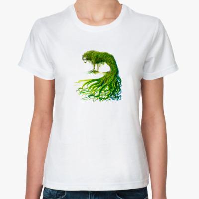 Классическая футболка Spirit of the Wood