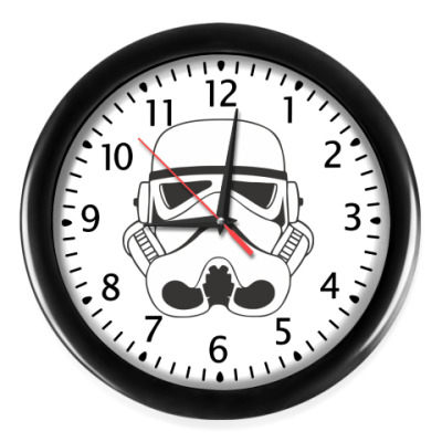 Настенные часы Имперский штурмовик