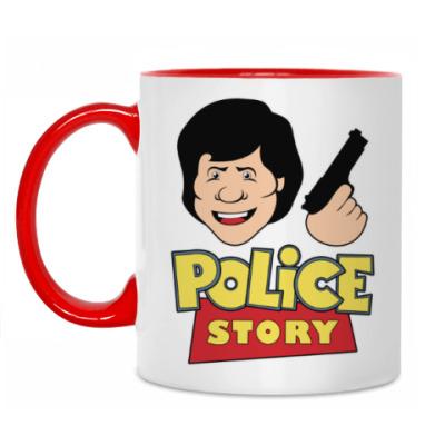 Кружка Police story