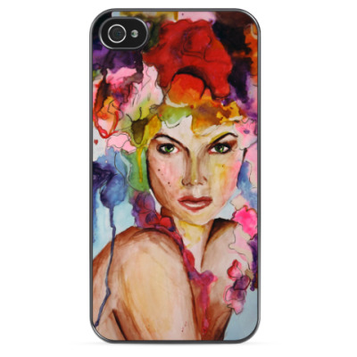 Чехол для iPhone Spring beauty (InnaNovaArt)
