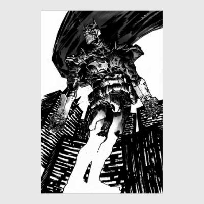Постер Бэтмэн