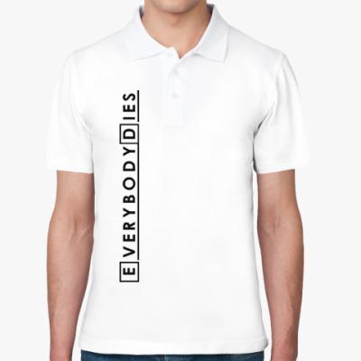Рубашка поло Everybody Dies
