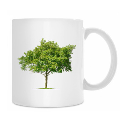Кружка Trees
