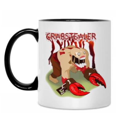 Кружка Crabstealer (Lifestealer)