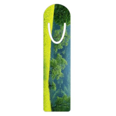 Жетон dog-tag Green meadow