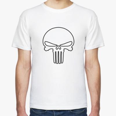 Футболка Punisher Scull