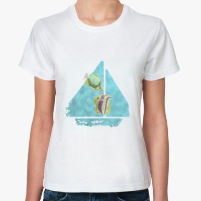 Классическая футболка Sailfish/Парусник
