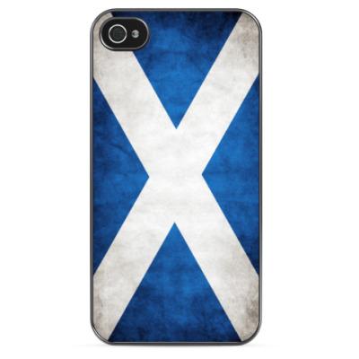 Чехол для iPhone Флаг Шотландии