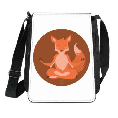 Animal Zen: F is for Fox