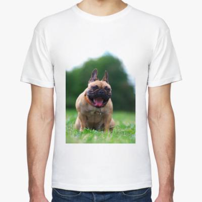 Футболка Собака